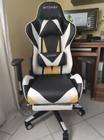 Gaming Chair Ergonomic Style