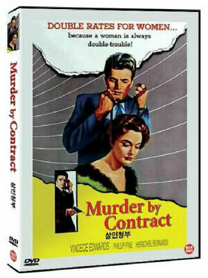 [DVD] Murder by Contract (1958) Vince Edwards *NEW
