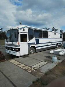1990 Mercedes Motorhome Dover Huon Valley Preview