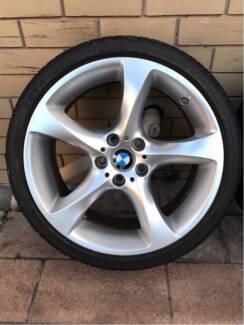 """Genuine 1 SINGLE * FRONT BMW 19"""" 3-Series E90 E92 E93 Alloy Wheel"""