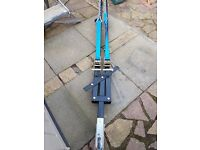 ONE MAN TOW/DOLLY - USED ONCE - £110.00.O.N.O