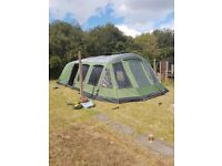 Outwell Wolf Lake 9e tent with footprint carpet dual roof protector universal awning  sc 1 st  Gumtree & Outwell footprint | Tents for Sale - Gumtree