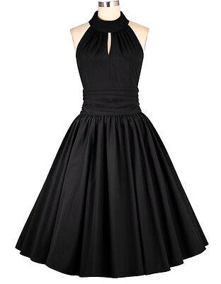 1950s Glamour Pinup MONROE Keyhole Dress ~ Rockabilly Vintage Plus Size Swing