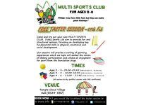 Kids Multi-Sports