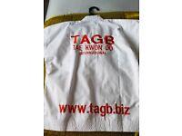 TAGB kids taekwondo dobok
