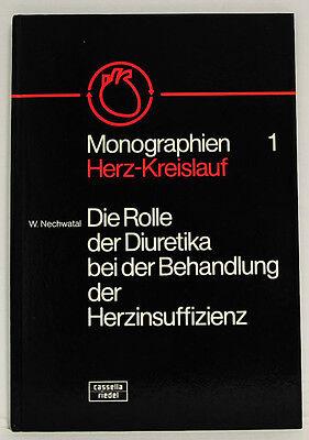 Monographien 1 Herz Kreislauf-Die Rolle der Diuretika bei der Behandlung der H