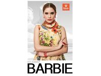 RAHEJA BARBIE WHOLESALE MID-SUMMER COLLECTION