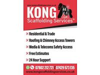 LOCAL SCAFFOLDING COMPANY - SAFETY ACCESS TOWERS - SCAFFOLDING HIRE SUPPLY & FIT