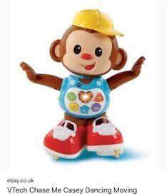 V-tech chase me monkey toy