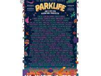 Parklife Saturday ticket