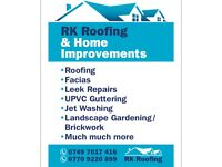 RK Roofing Building & Home Improvements