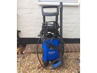 Nilfisk Pressure Washer 1650w 120bar