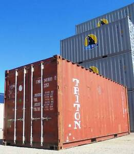 20ft (6 metre) Used Shipping Container for sale! Low Price! Bohle Townsville City Preview