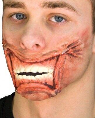 ake Up Stapled Mouth Woochie Film Quality Gore Horror Latex (Woochie Make-up)