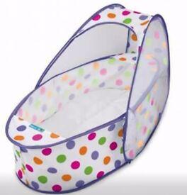 Koodi travel bassinette