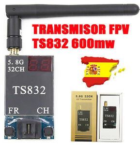 Transmisor-tx-video-audio-fpv-ts832-5-8ghz-600mw-48ch-4-bandas-drone-cuadcopter