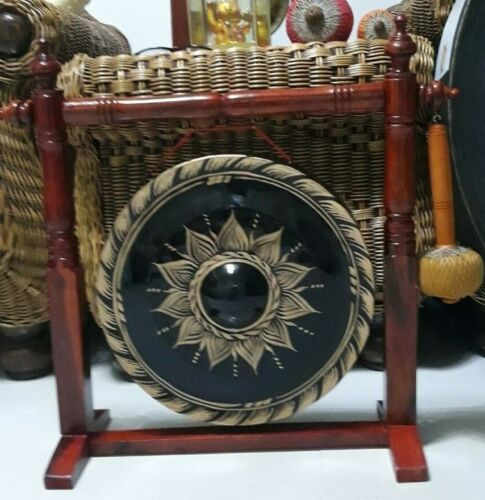 "Gong  14"" ( 3 pieces (Hand-made Handicrafts from Thailand))"