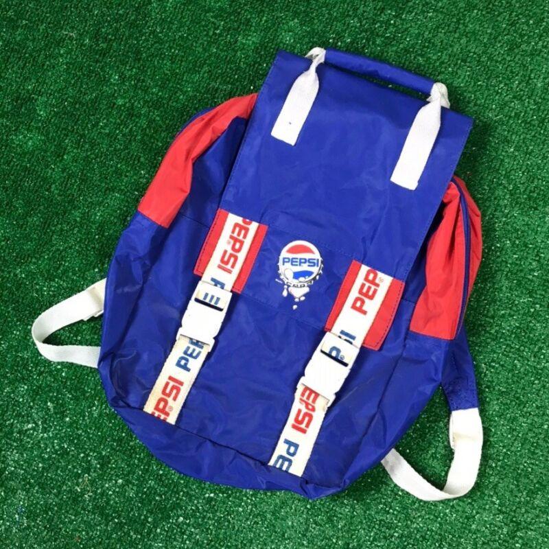 Vintage 90s Pepsi Cola Backpack