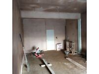 Plastering Services - *Render, Skimming, Bonding, Dot & Dab & More*