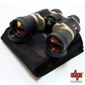 Day/Night 20x60 High Quality Outdoor Bronze Binoculars Hunting Outdoor Campin