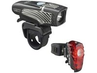NiteRider Lumina 950 Boost / Solas 100 USB Rechargeable Lightset - Good as new Condition!