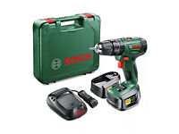 Bosch PSB 1800 LI-2 Cordless Combi Drill with Two 18 V Lithium-Ion Battery *BRAND NEW *