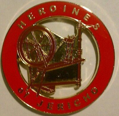 Heroines of Jericho Cut Out Car Emblem