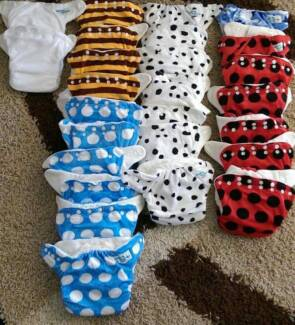 26 Cushie Tushie Modern Cloth Nappies Currimundi Caloundra Area Preview