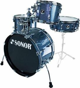 Drum Sonor SP ED PLAYER 4PC KIT-GOLD GALAXY