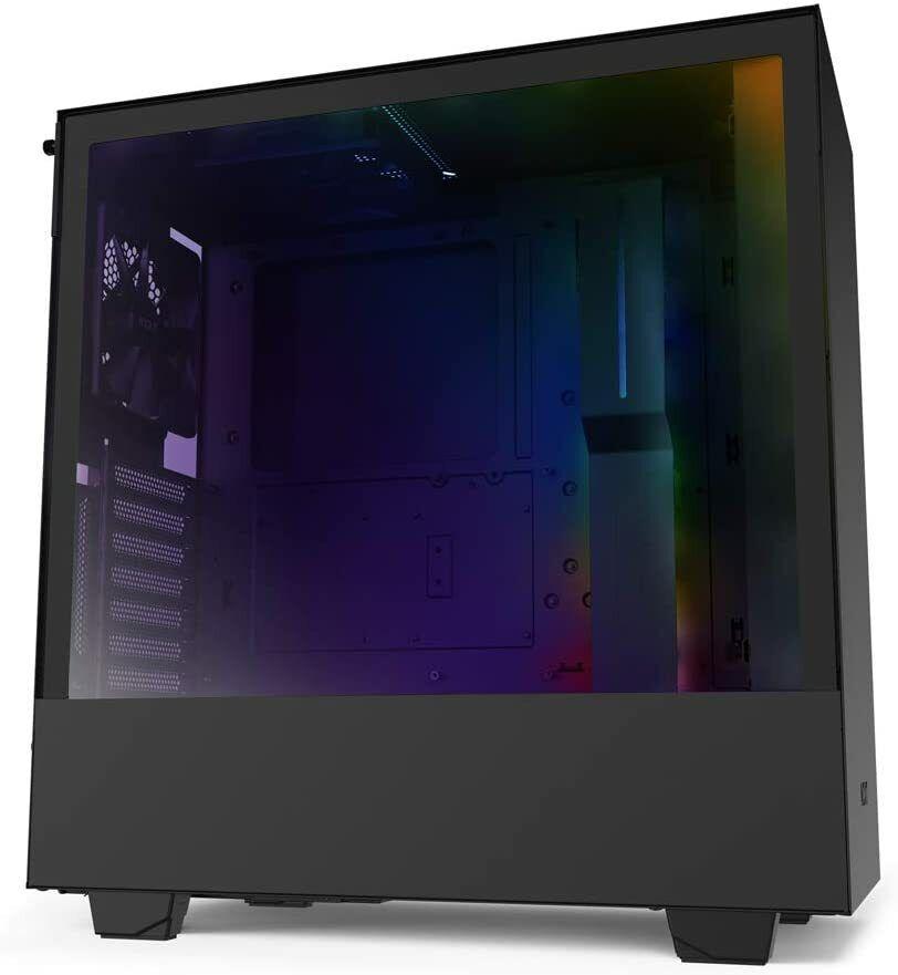 NZXT - H510i Compact Case - Matte Black - $89.99