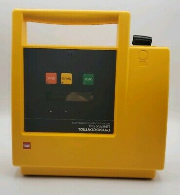 Physio Control Lifepak 500 Aed Training System Pn 3005400-300