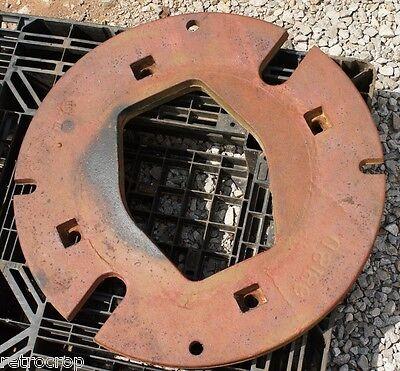 International Harvester Farmall Rear Wheel Weight Ih C H M Mta Super Av 66 86 06