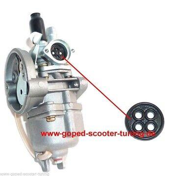 Pocketbike Pocketcross Benzinhahn Dichtung Vergaserdichtung Minimoto 010815