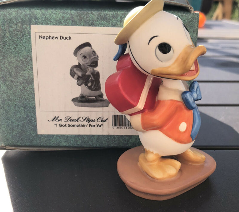 WDCC Disney Figurine I Got Somethin