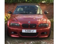 BMW E46 M3 CONVERTIBLE LOW MILEAGE 66,000 !!PRICE REDUCED!! NOT M5 M6 AUDI OR MERCEDES