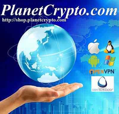 Vpn Service Us Netherlands   1 Year   Openvpn 100 Mbps