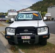 Toyota LandCruiser 2008 GXL 200 series Stratford Cairns City Preview