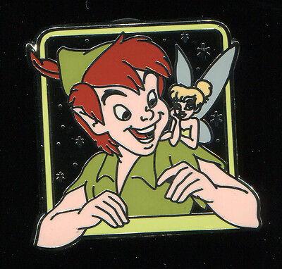 Peter Pan And Tinkerbell (Disney Couples Mystery Pack Peter Pan and Tinker Bell Disney Pin)