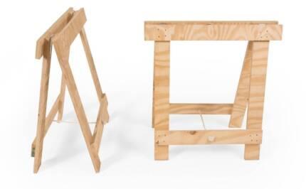 Timber Trestles - Wooden