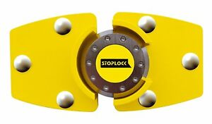 Stoplock Van Lock & Padlock High Security Anti-Theft - Hardened Steel *NEW*