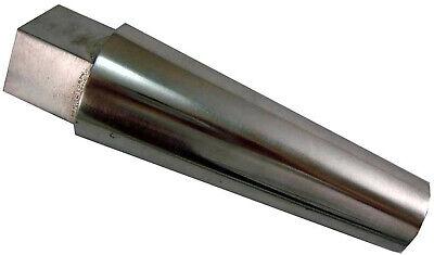 "Jeweler 9"" Circle Bracelet Mandrel Tapered Steel Forming Metal Wire Wrap W/ Tang"