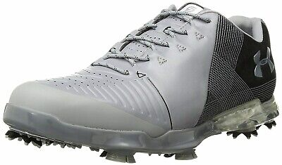 Under Armour UA Spieth 2 Golf Shoes Size 8 Gray 3000165 100