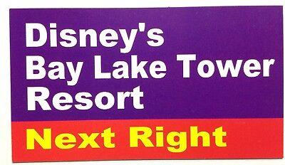 (Walt Disney World Road Sign Inspired Magnet 2