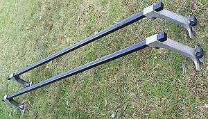 pair of roof racks good for high roof cars Guildford Parramatta Area Preview