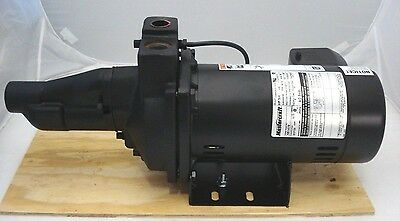 Mastercraft 34hp Cast Iron Convertible Jet Pump 561472 Shallow Deep Well 2