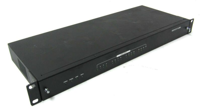 Pelco ENC5516 16-Channel H.264 Direct-Attached Video Encoder