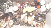 Vintage Screw Back Earring Lot