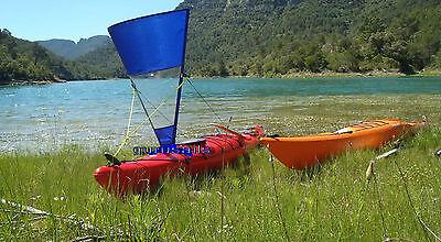 Vela de kayak. kayak sail 0,95m.V9