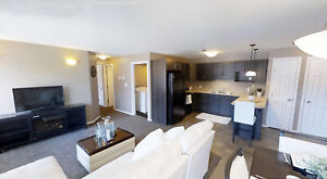 OPEN CONCEPT 3 BEDROOM SUITE IN LORETTE WITH IN-SUITE LAUNDRY!