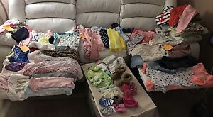 Lots of Baby Clothes, Blankets etc!